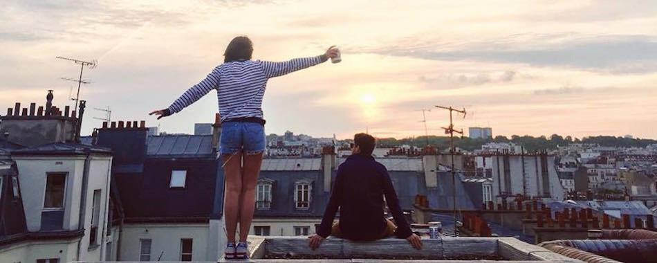 Top Des Rooftops De Paris