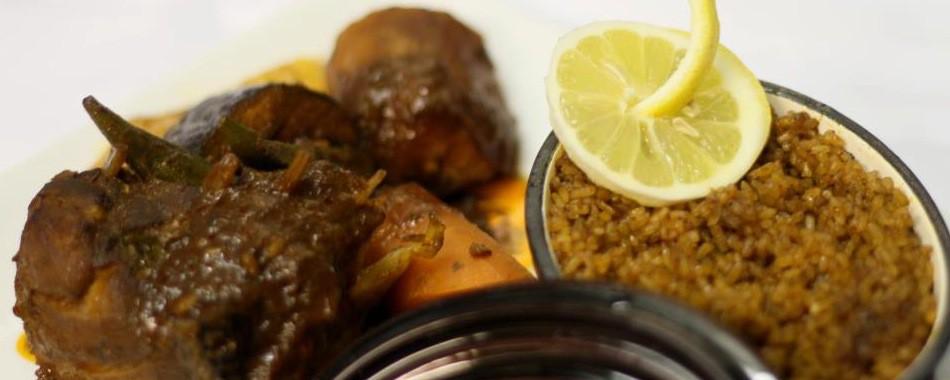 Le nilaja gastronomie africaine for Yankey cuisine africaine a volonte