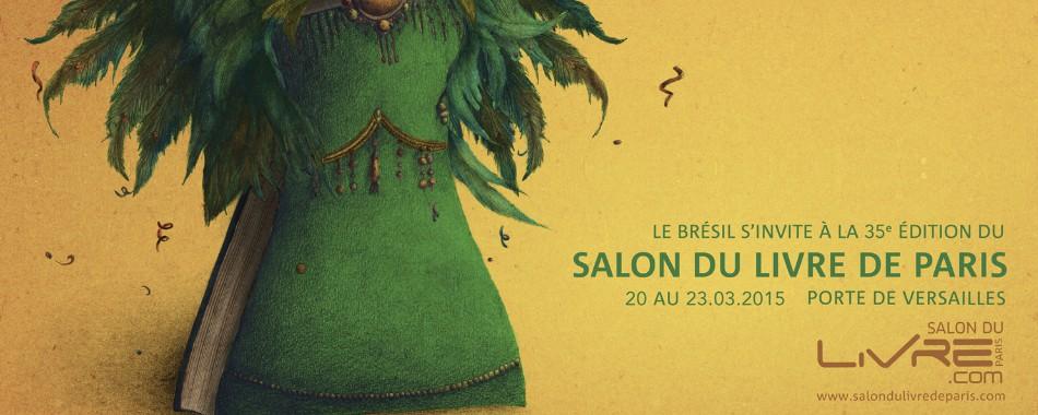 35e dition du salon du livre de paris for Salon du livre porte de versailles 2015