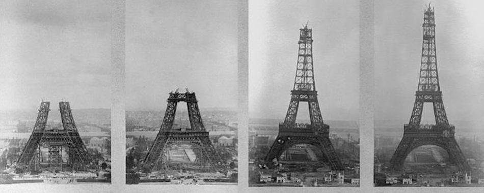 La Tour Eiffel : Présentation Et Histoire - gralon.net