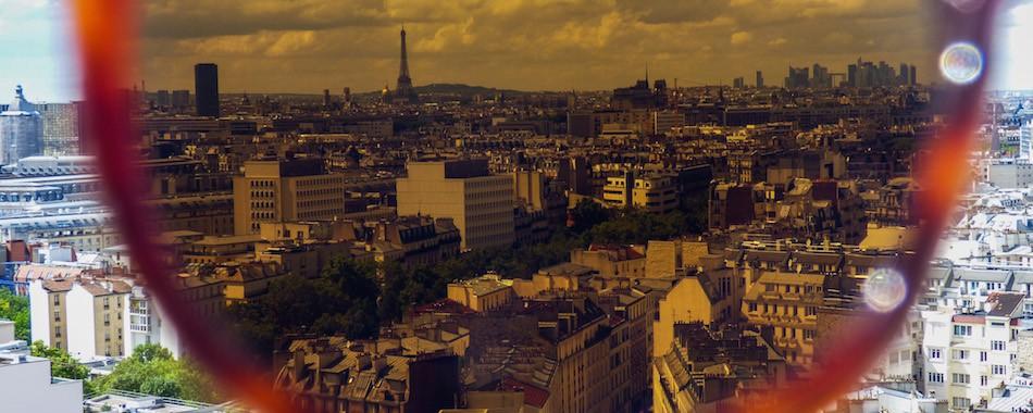 A 16 ans il photographie paris depuis les toits for Photographie paris