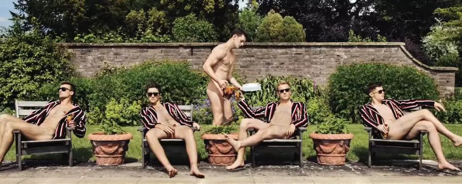 Etudiants Nus Gay 85
