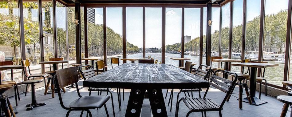 Restaurant au bord de leau les meilleurs spots de paris