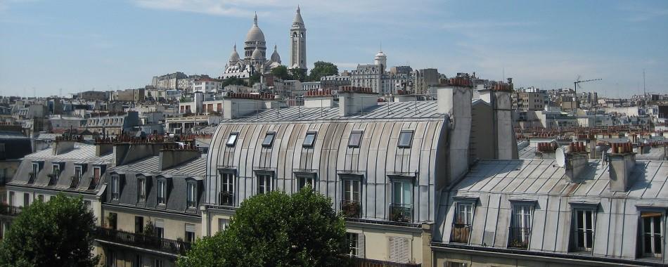 Pourquoi les toits sont ils tous gris paris - Les encombrants de paris ...