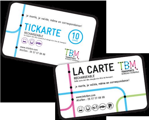 Carte Tbm Bordeaux.Les Tickets De Tram Et De Bus S Prennent Un Coup De Jeune