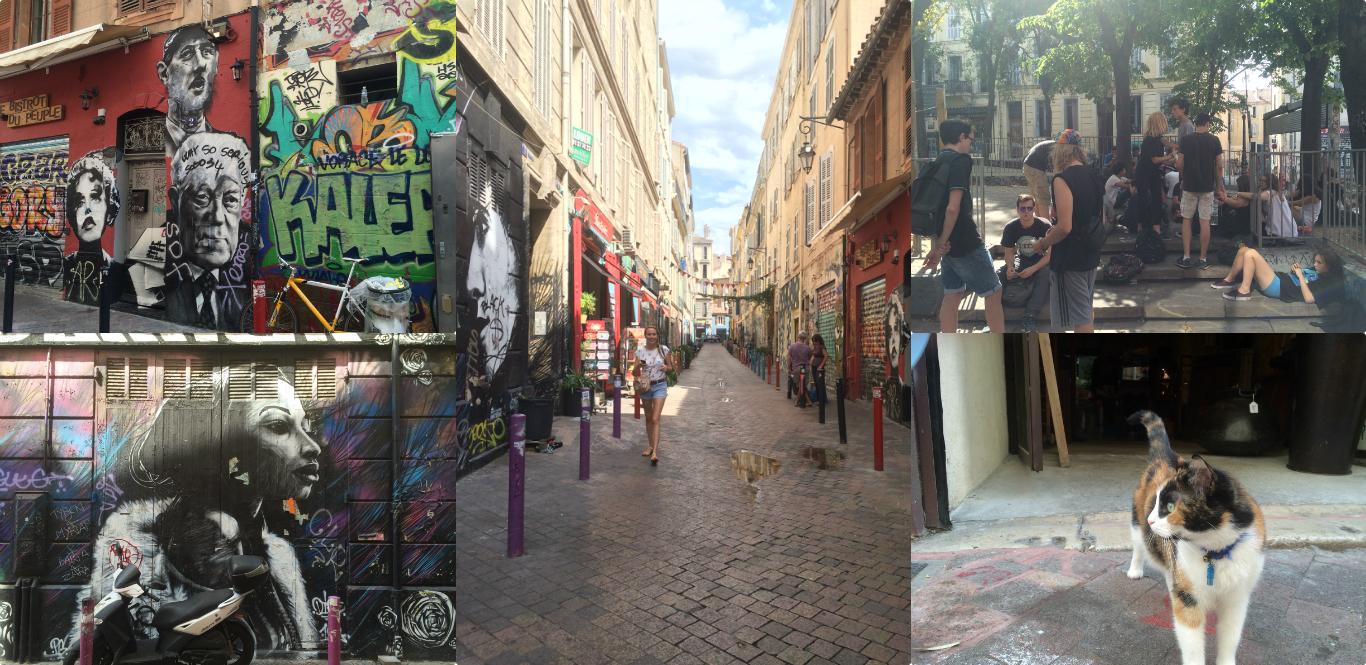 Marseille Par Quartier Visite Du Cours Julien Et La Plaine