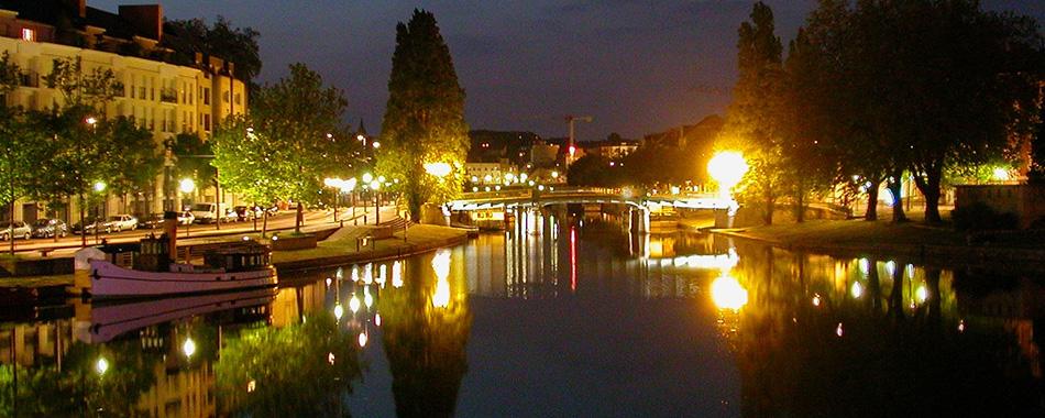 À Nantes, on pourra bientôt se marier de nuit