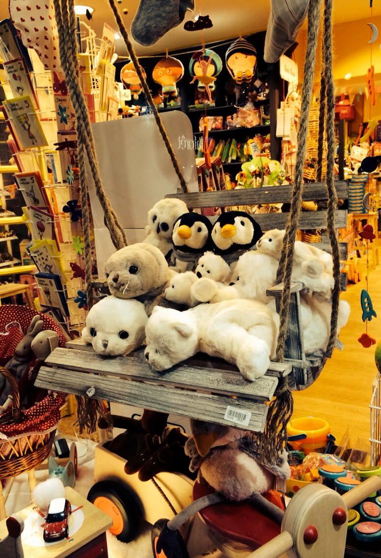 Marchande de jouets