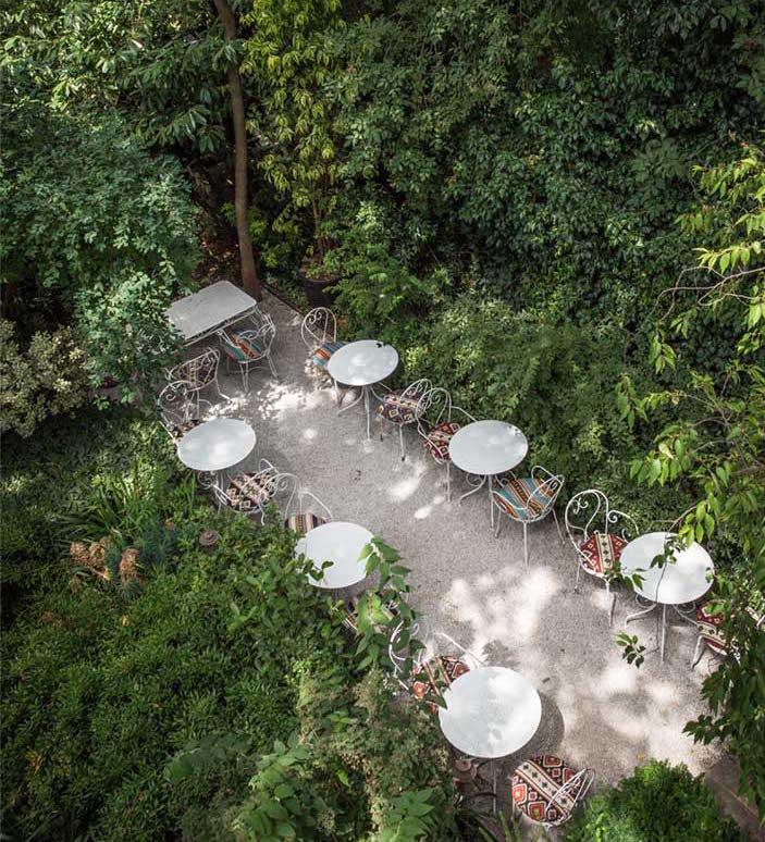 restaurant romantique a paris