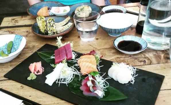 Restaurant Japonais Robata Daumesnil