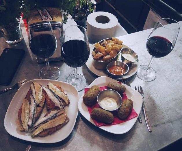 bar à vin espagnol toulouse chez rosa