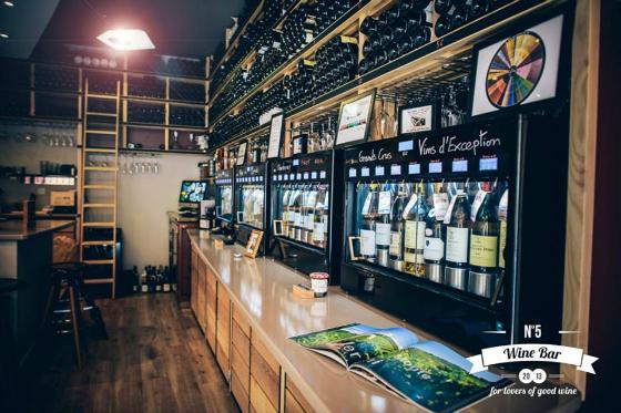 bar à vins toulouse n5 wine bar