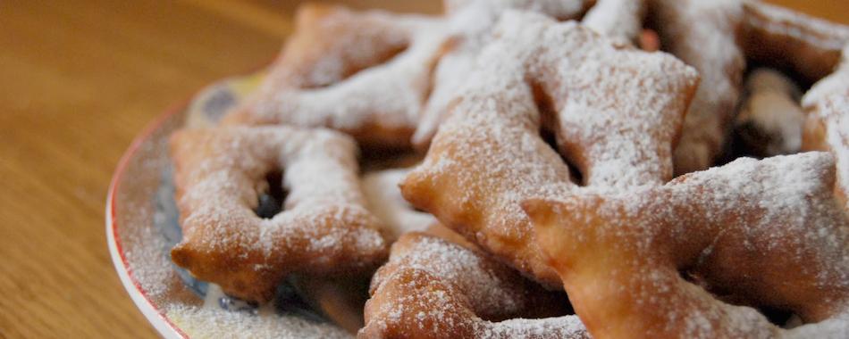 Popote 3 la v ritable recette des bugnes lyonnaises - Recette beignet levure de boulanger ...