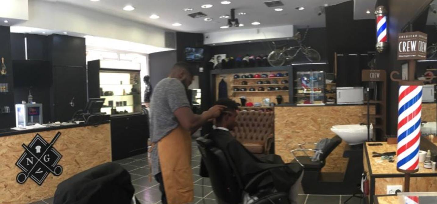 barber shop marseille