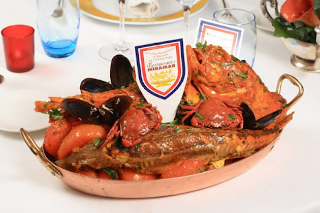 restaurant bouillabaisse marseille