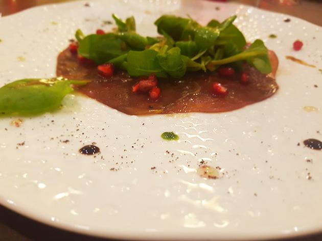 clemence restaurant nantes tartare pigeon