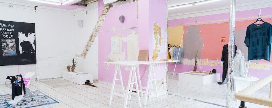 The community la galerie exp rimentale qui va r veiller for Expos paris novembre 2016