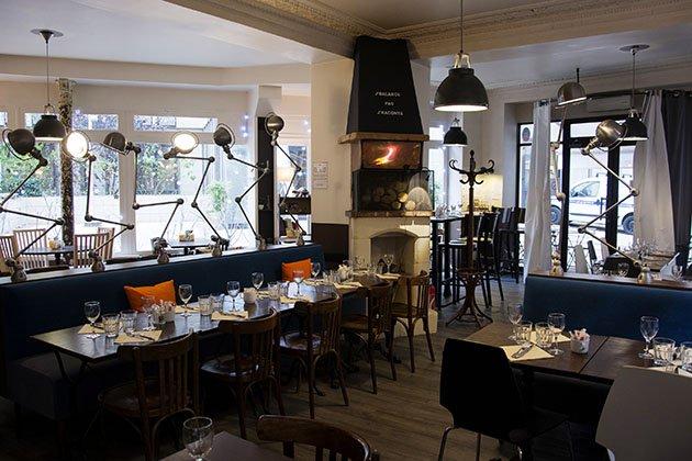 Chez nous2 Paris restaurant