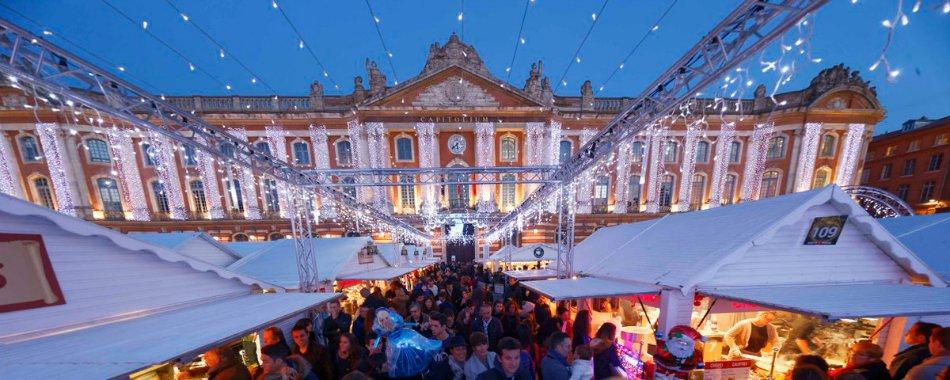 marché noel toulouse 2018 date Marché de Noël de Toulouse : toutes les infos ! marché noel toulouse 2018 date
