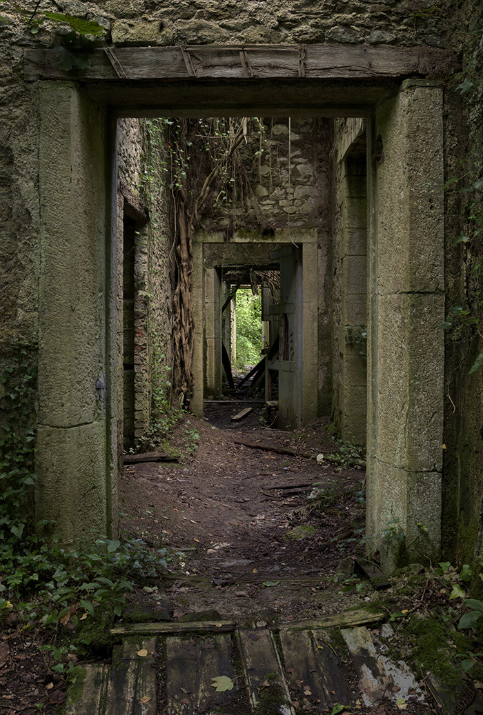 lieux abandonnés dans le monde pays de galle