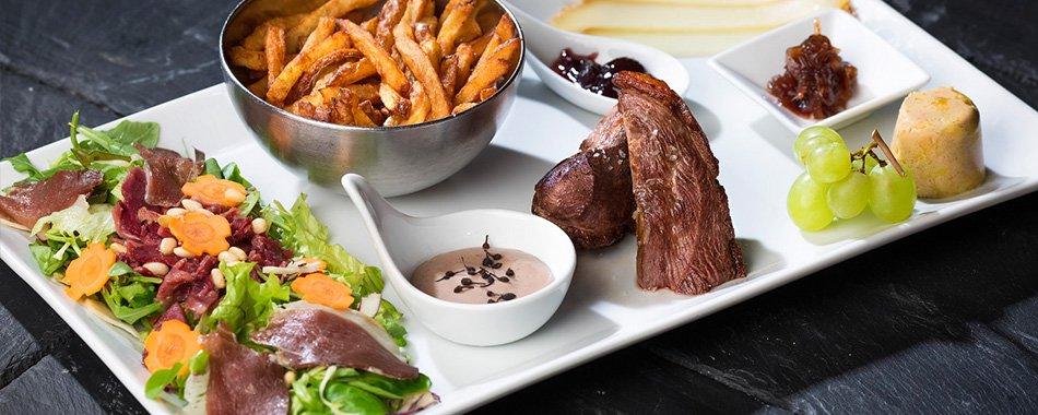 Restaurant Le Reflet Nantes