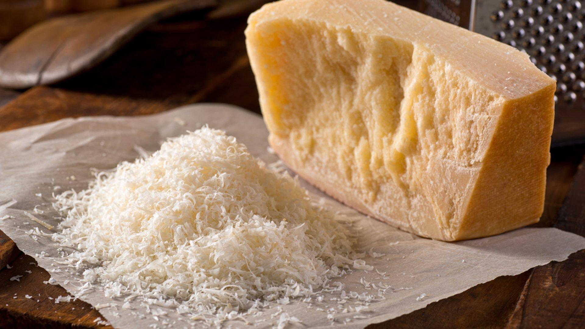 test personnalité fromage parmesan