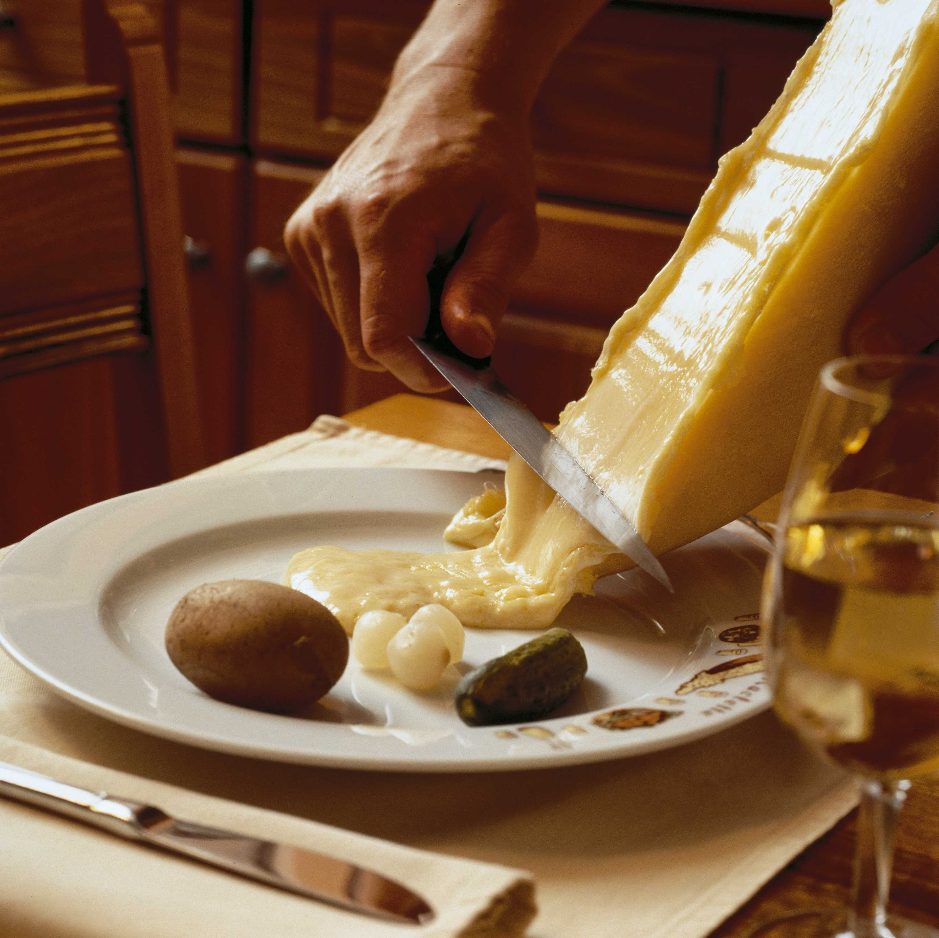 test personnalité fromage raclette