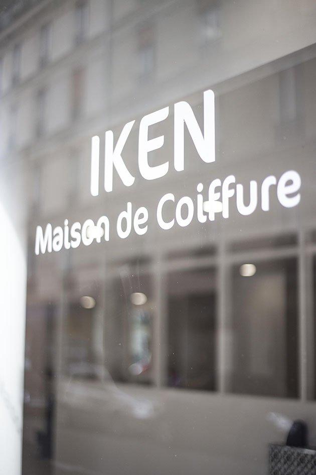 Iken La Maison De Coiffure Que Vous Attendiez