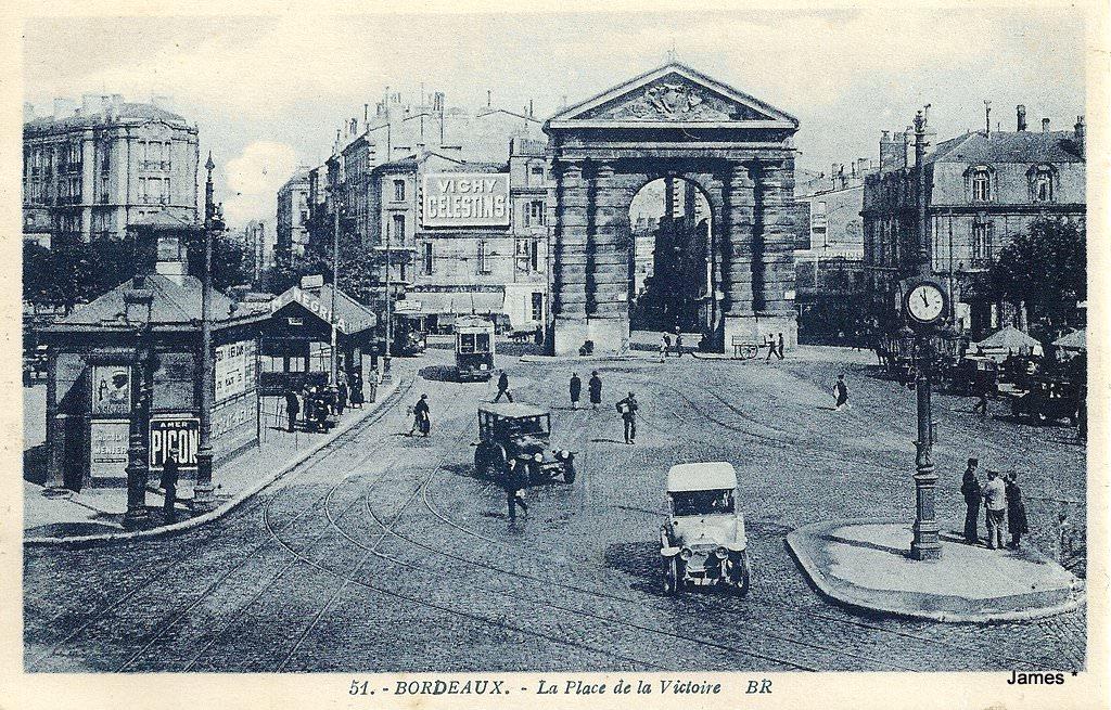 Quelques photos du vieux bordeaux for Chambre de commerce marseille rue sainte victoire