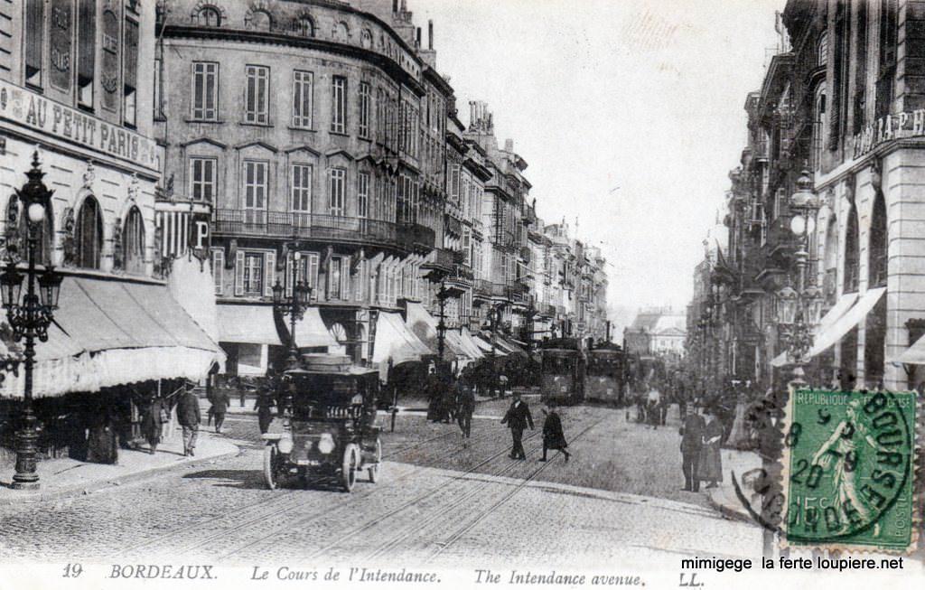 Restaurant Rue Gambetta Toulouse