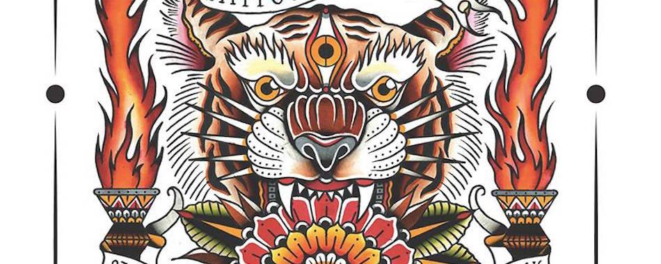 International lille tattoo convention a va tatouer sec for Nantes tattoo convention 2017