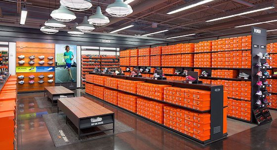 boutique nike lille