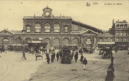 Gare Lille