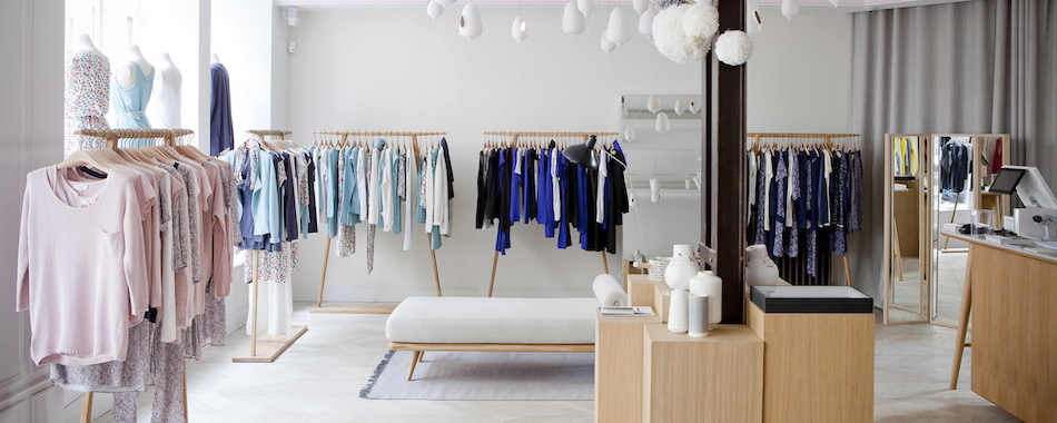 un concept store marie sixtine va s installer au grand. Black Bedroom Furniture Sets. Home Design Ideas