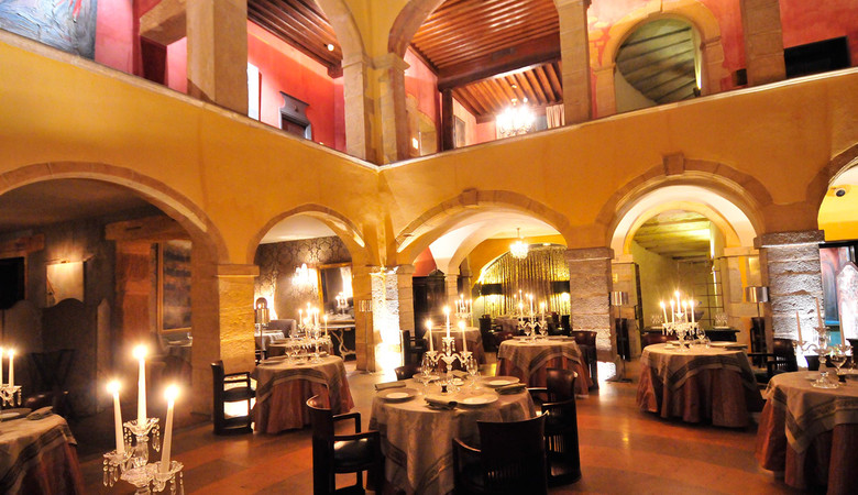 Restaurant Vieux Lyon Gault