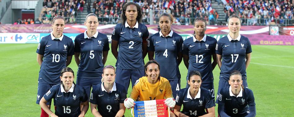 Lyon accueillera la coupe du monde de foot f minin en 2019 - Coupe du monde de foot feminin ...