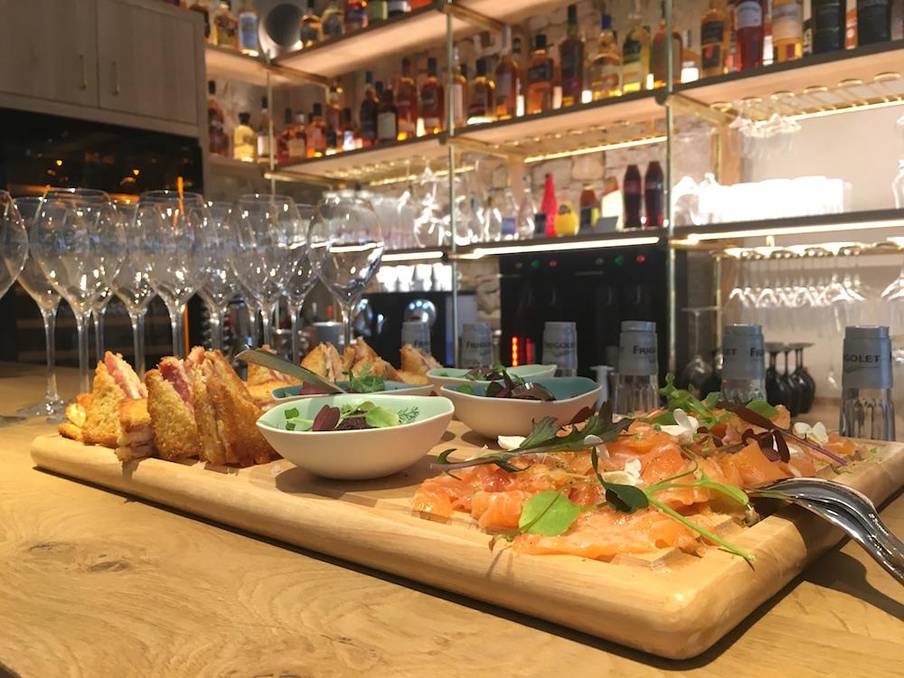 Victoire thomas paradis gastronomique et cave de r ve for Extra cuisine lyon
