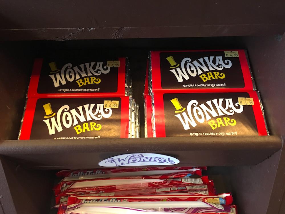 chocolat wonka
