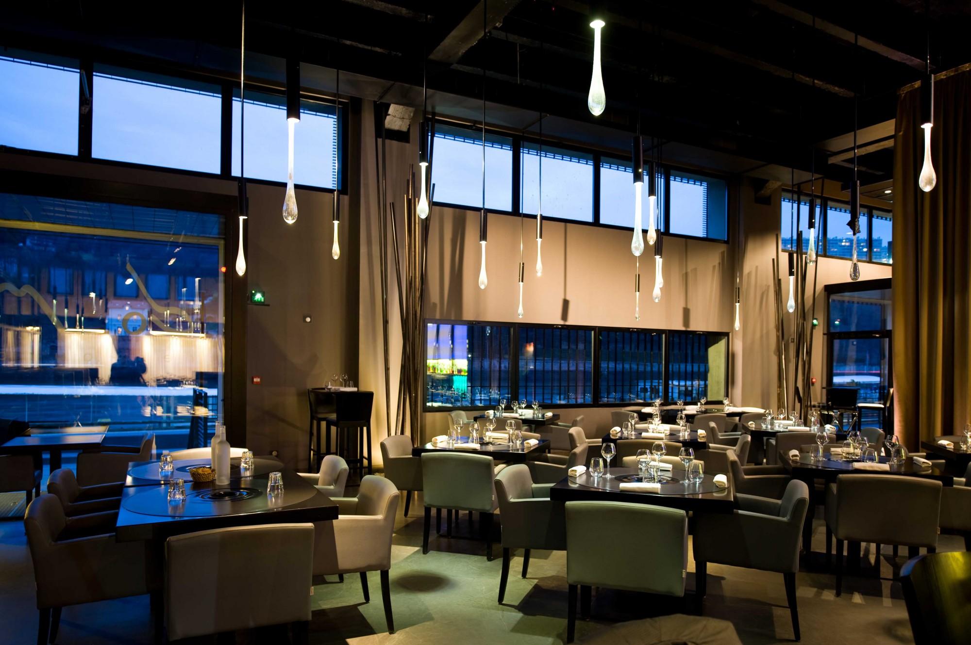 Top des restaurants les plus canons de lyon - Restaurant confluence domo ...