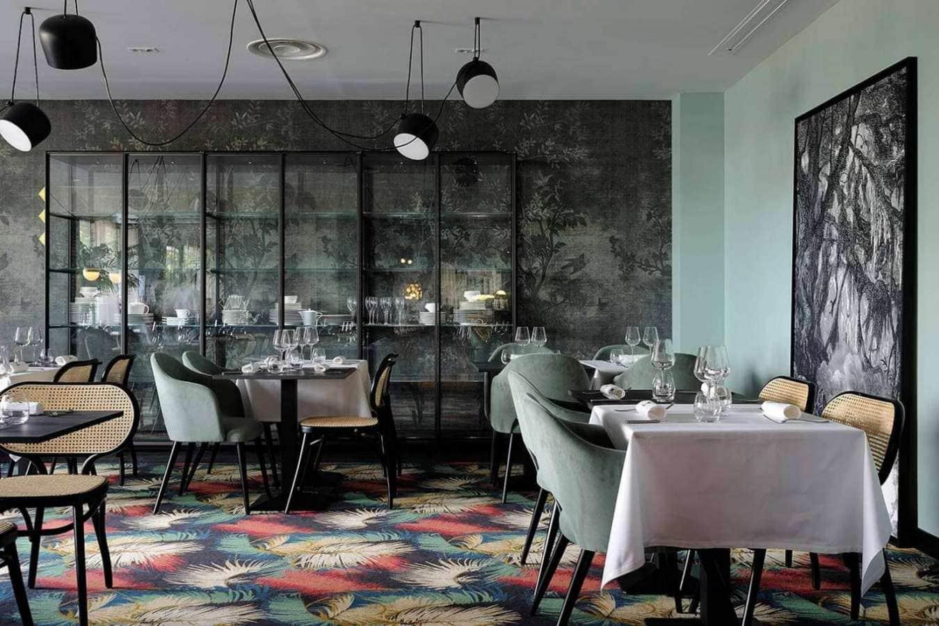 Restaurant La Foret Noire Chaponost Menu