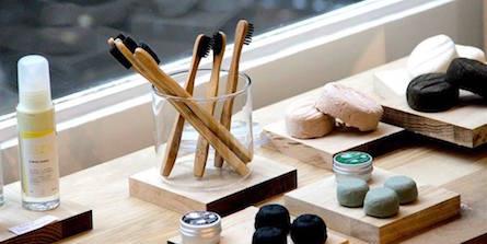 Déo, shampooing, lessive… et si on les faisait soi-même à la Maison du 0 déchets ?