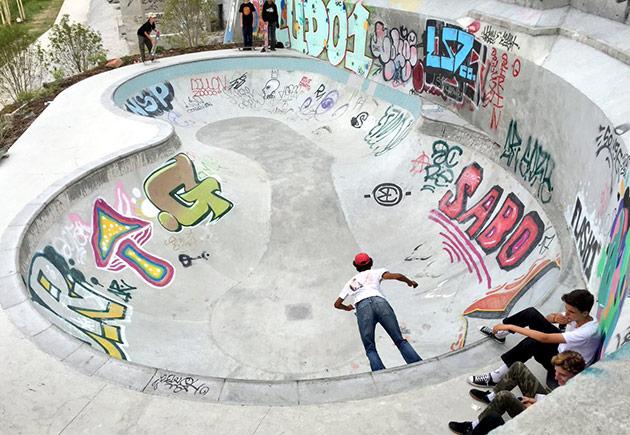 skatepark nantes le top des spots pour les rois de la glisse. Black Bedroom Furniture Sets. Home Design Ideas