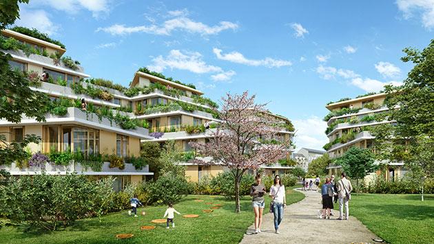reamenagement maison d arret nantes perspective futurs logements sociaux place aristide briand