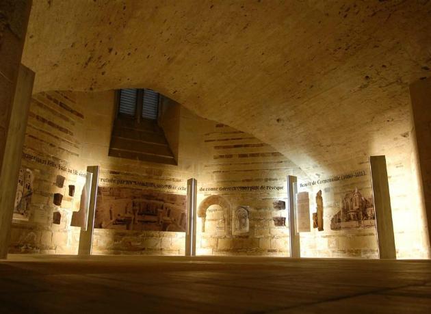 Cryptes Cathédrale Saint-Pierre Nantes