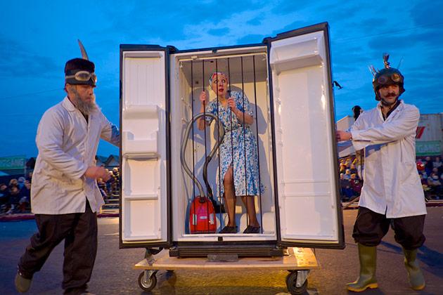 royal de luxe miniatures spectacle gratuit nantes