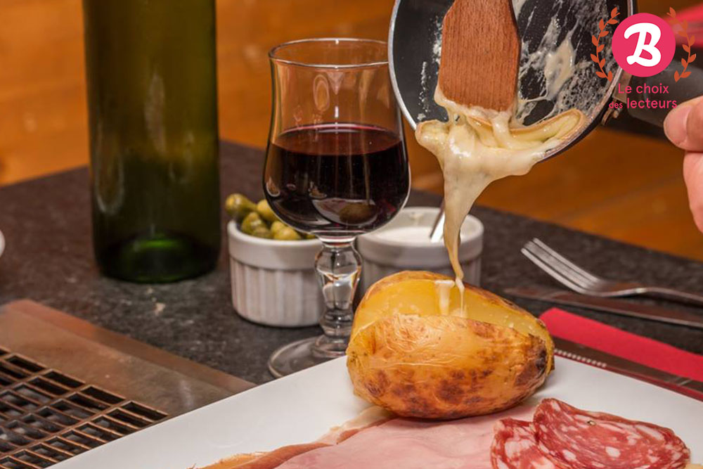 raclette paris