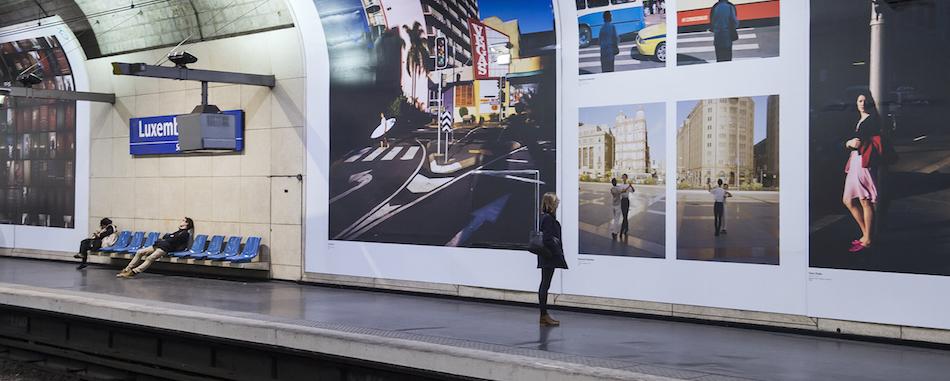 91 photographes de magnum photos expos s dans le m tro for Expo paris fevrier