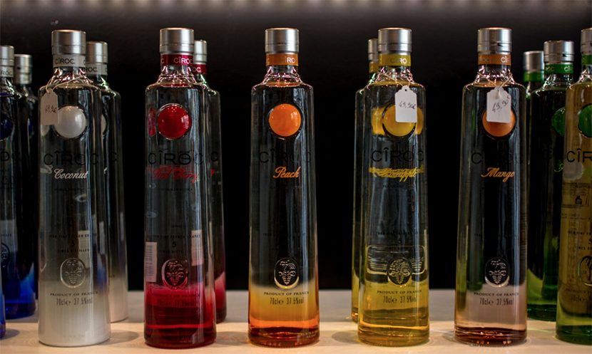 Liquors Company paris alcool