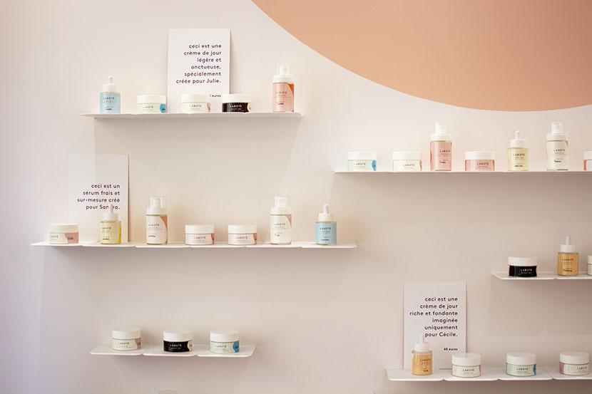 labote cosmetique paris produits