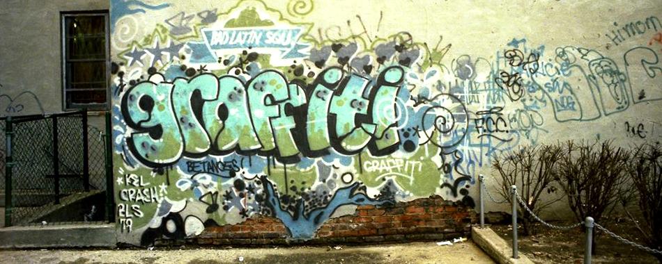 Une expo de street art dans un ancien parking de la d fense - Expo street art paris ...